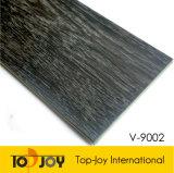 Haga clic en los tablones de plástico de vinilo suelos de madera compuesto