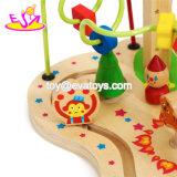 Neues heißestes Aktivitäts-Spiel-hölzerne Baby-Spielwaren für Weihnachtsgeschenke W11b164