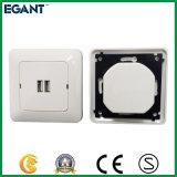 Garantie de qualité 5V 2.4A Prise électrique pour produits électriques