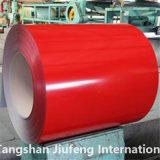 Bobine galvanisée enduite d'une première couche de peinture par 0.7mm prête de l'action Q195 Q235 Stee de prix usine de la Chine