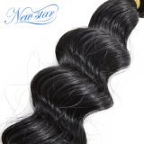 Человеческие волосы девственницы свободной волны верхнего качества малайзийские