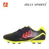 Athletic Functional Soccer Football Shoes com pregos para homens