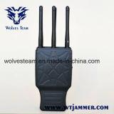 Hand6 Bänder alles Mobiltelefon und GPS-Signal-Hemmer mit Nylonfall