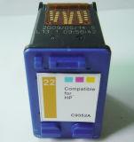 Cartuccia del getto di inchiostro/cartuccia di inchiostro Remanufactured, adatta ad HP 22 (C9352AN) ed a stampatori di serie PSC1417