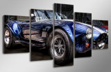 HD druckte klassisches Auto Cabrio Malleinwand-Druck-Raum-Dekor-Druck-Plakat-Abbildung-Segeltuch Mc-115