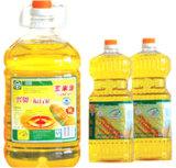 정제된 옥수수기름