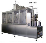 Machine à emballer de carton de Pur-Pak (BW-1000)