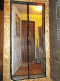 Mágica de la puerta de la cortina de malla magnética de las manos de fijación Free Fly Bug Insectos de la pantalla Lowes