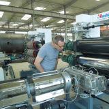 Chemise thermo-rétrécissable de pipe de joint en plastique de soudure