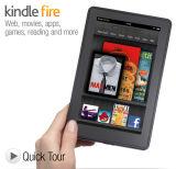 El Amazonas enciende la PC de la tableta del fuego