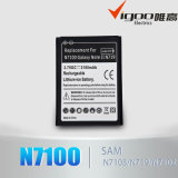 Batteria calda del mercato di vendita per la batteria 4.35V di Samsung N7102
