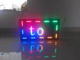 スクローリング印のためのP10 32X16 LED表示デジタル表記