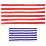 Handdoek van de Sporten van de Gift van het Embleem van de douane de Promotie Eenvoudige in Nylon Zak