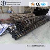Tubulação de aço redonda laminada S235jo do carbono de Ss400 Ss330 para a bandeira pólos