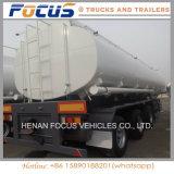 Vehículos del acoplado del depósito/del carro de gasolina de la capacidad grande CIIMC para la venta