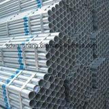 La fábrica Q195 de China que cercaba el cuadrado suave del carbón soldó la INMERSIÓN caliente tubo de acero/tubo galvanizados 1.5 pulgadas