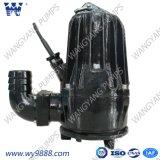Pompa per acque luride sommergibile di serie di Wq con il motore