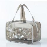 Sac en plastique résistant en gros d'article de toilette de sac à main de sac de l'eau de Partable EVA de mode pour la natation et la course