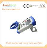 Digital-Innenim freienthermometer (AT4808)