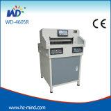 Constructeur machine de découpage de papier de Programme-Contrôle de 18 pouces (WD-4606R)