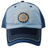 Points épais lavés grippant la casquette de baseball de sport de broderie (TMB0361)