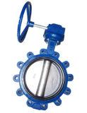 ISO5722 API609 DIN3202 BS5155 Standarddrosselventil