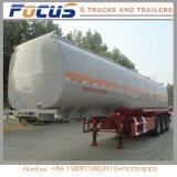 Treibstoff-Dieselbecken/halb Schlussteil der ADR-Bescheinigungs-32cbm