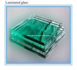 De uitstekende kwaliteit hardde Gelamineerd Glas