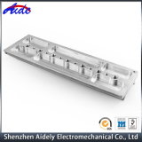 Металл CNC высокой точности подвергая механической обработке обрабатывая алюминиевые части