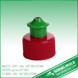 Plastic Sweater Push Cape for Bottles for Beauty Care