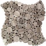 Mosaico de piedra Serpeggiante