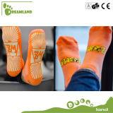 Смешные оптовые крытые носки для малышей, шальные носки Trampoline