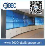 """46"""" со светодиодной подсветкой для Samsung плавное воспроизведение видео на стену с 5.5 Сверхузкий лицевую панель (SD46LED-D-450-SA-55)"""