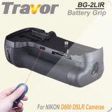 Batería de la cámara empuñadura Bg-2lir para Nikon D600.