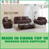 Divanyの居間のための現代本革のソファー