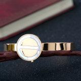 Form-Dame-Armband-Schmucksache-Rosen-GoldEdelstahl-Shell-Armband