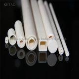 encendedor de cerámica del tubo del electrodo del alúmina del 95% el 99% el 75%