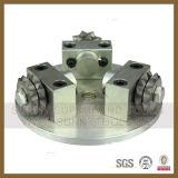 대중적인 다이아몬드는 여주 표면 사용을%s 부시 망치를 도구로 만든다