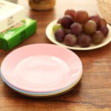 Sans BPA Eco Vege tables en plastique PP Assiette de fruits (BC-PL1002)
