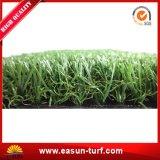 Erba di moquette artificiale del giardino del tappeto erboso della pavimentazione per l'abbellimento del giardino