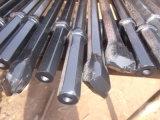 Asta di trivellazione integrale/asta di perforazione vuota d'acciaio dell'asta di trivellazione della barra