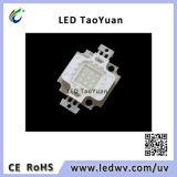 éclairage LED UV de haute énergie de 10W 395nm pour corriger de colle