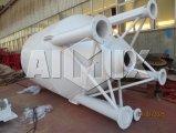Planta Hzs50 de tratamento por lotes concreta para o preço de fábrica