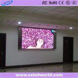 Parete piena fissa dell'interno di colore LED di alta luminosità di SMD video per la pubblicità (P3, P4, P5, P6)