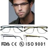 Manera Eyewear de las gafas de seguridad de la receta del marco óptico del diseñador