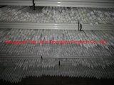 Pieu de support de vigne de fibre de verre, poste de support de vigne de fibre de verre
