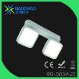 Lâmpada de parede das baixas energias com diodo emissor de luz de SMD