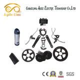 MEDIADOS DE kit eléctrico inestable de la bici de Bafang 350W con la batería de Panasonic