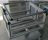 Profilo di alluminio per la mensola