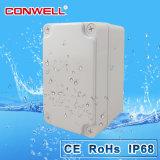 Изготовления коробки приложений большого рельса DIN ABS электрические пластичные